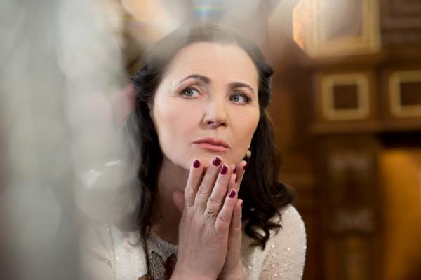 Распустила косы: Матвиенко в невероятном платье поразила поклонников молодостью. Она выглядит лучше Тони