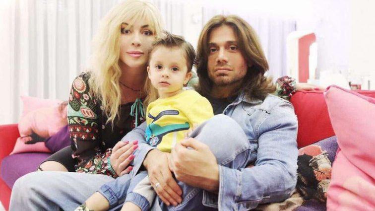 Ирина Билык поделилась смешным видео с младшим сыном