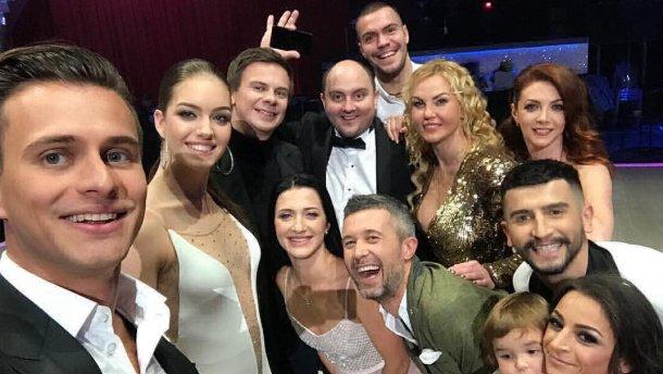 Закулисье шоу «Танцы со звездами»: Как участники готовятся к финалу (Фото и Видео)