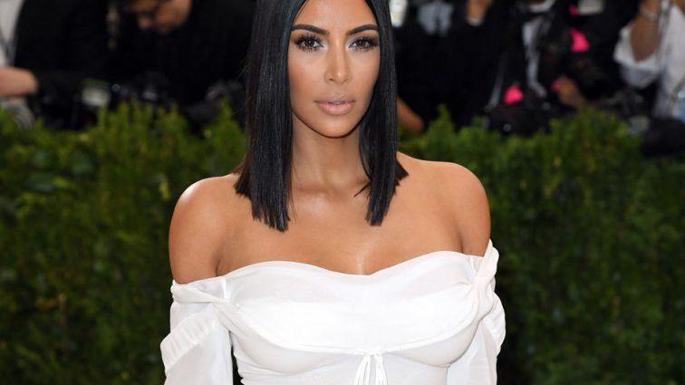 Вы ее узнаете? Ким Кардашьян впервые показала лицо без макияжа