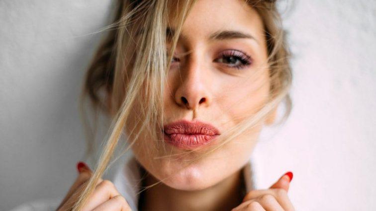 Вitten lips: макияж-тренд