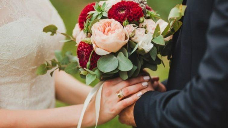 Известный украинский музыкант женился. Невероятные фото с торжества