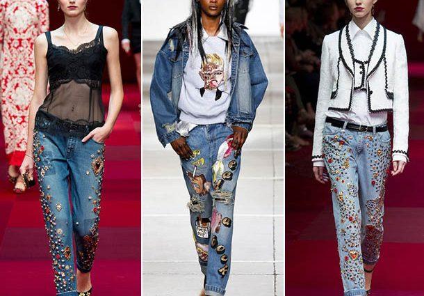 ТОП-5 моделей джинсов, которые будут в тренде этой осенью (ФОТО)