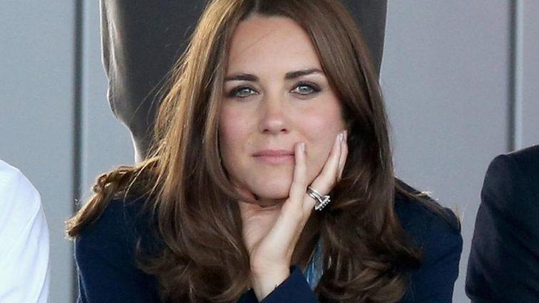 Беременная Кейт Миддлтон очаровала новой прической