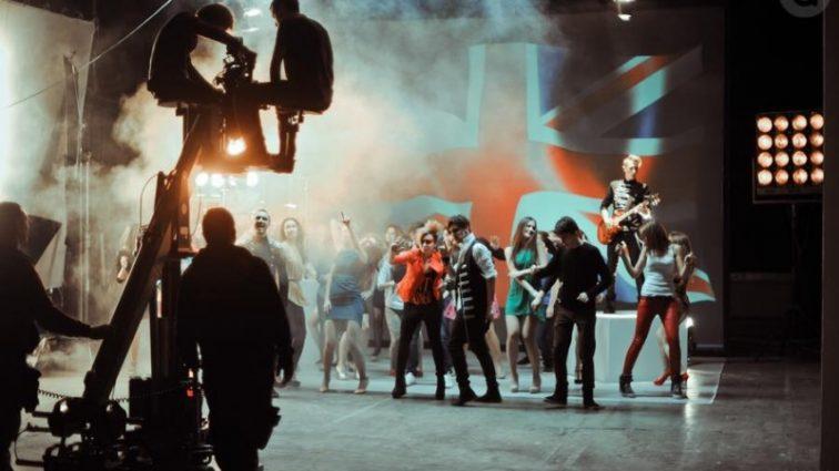 На съемках клипа чуть не погибла украинская певица