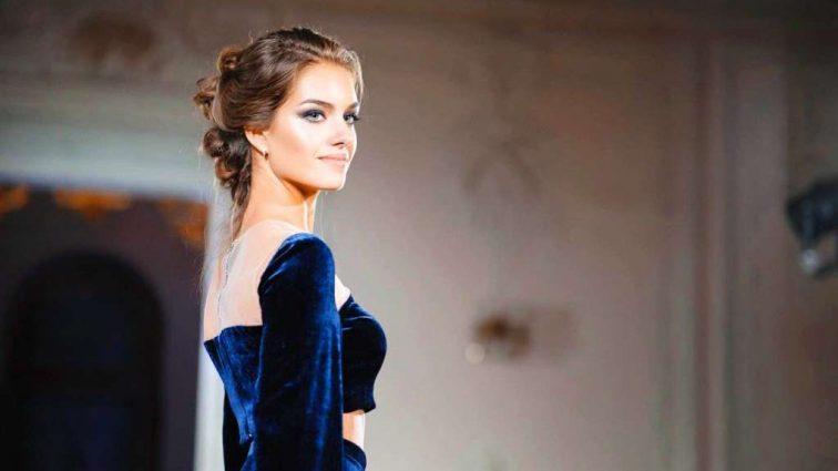 «Мисс Украина Вселенная 2016» похвасталась роскошным свадебным платьем, когда же состоится счастливое событие?