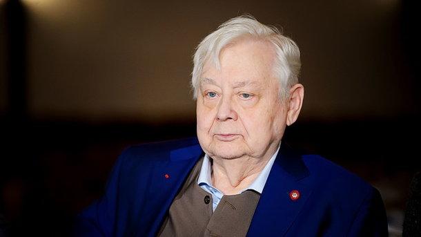 Актер Олег Табаков в больнице, его состояние критическое