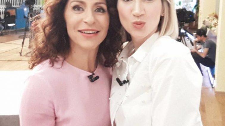 Фанатов заинтриговали второй беременностью Аниты Луценко в прямом эфире