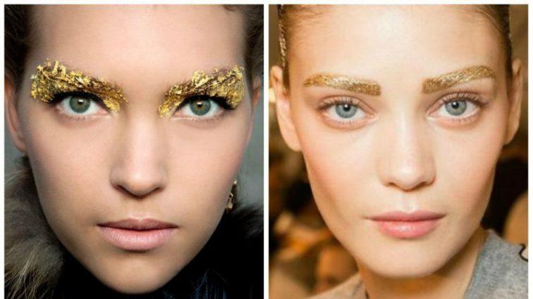 Как выглядит самый популярный новогодний макияж
