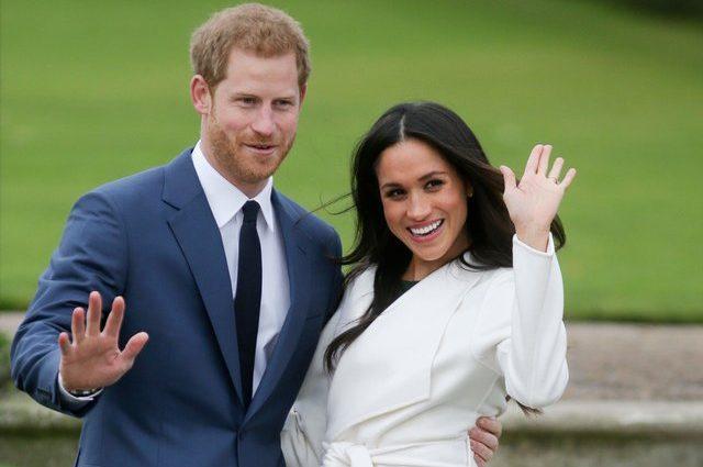 Меган Маркл рассказала, как принц Гарри сделал ей предложение