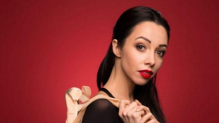 «Черный лебедь» украинского балета и ее верный спутник: Екатерина Кухар показала своего мужа-красавца
