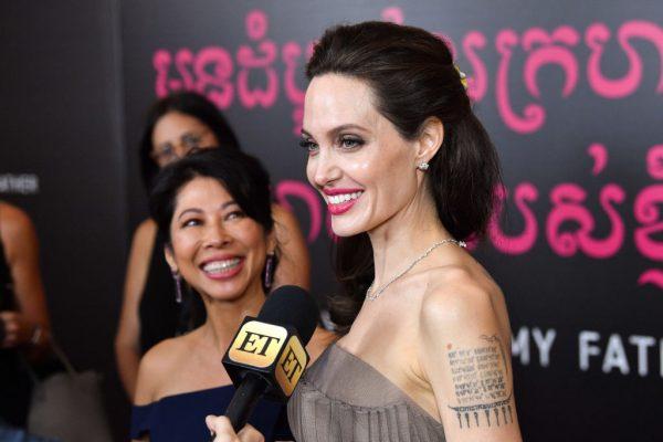 Западные СМИ сообщили информацию о женихе Анджелины Джоли и указали где состоится свадьба