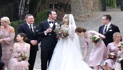 Голливудская свадьба: Известная кинозвезда вышла замуж