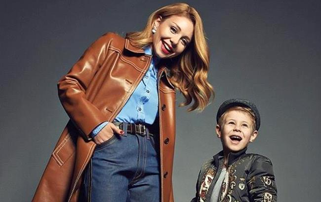 «Я всегда буду оберегать тебя…»: Тина Кароль трогательно поздравила своего сына