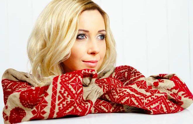 Тоня Матвиенко вышла в свет в стильном образе