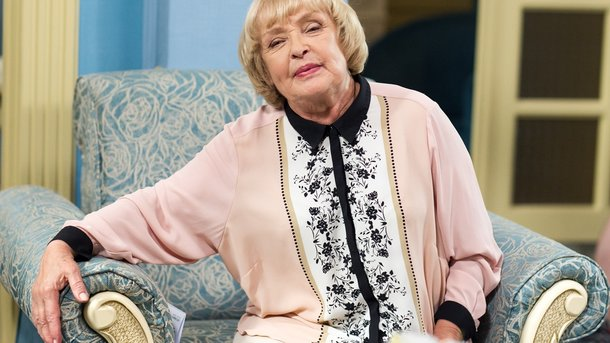 Эта роль сама меня выбрала: Ада Роговцева снялась в популярном сериале
