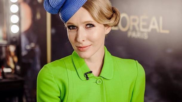 Какой мех! Катя Осадчая показала роскошную верхнюю одежду в Берлине, невозможно отвести глаза