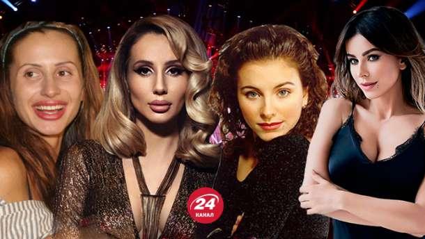 «Улучшение» внешности ?: Как изменились украинские певицы после серьезной пластики