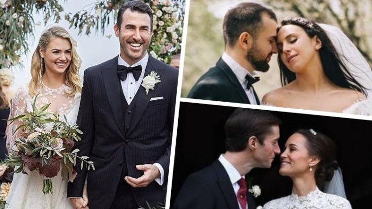 Самые громкие звездные свадьбы 2017 года, о которых говорил каждый