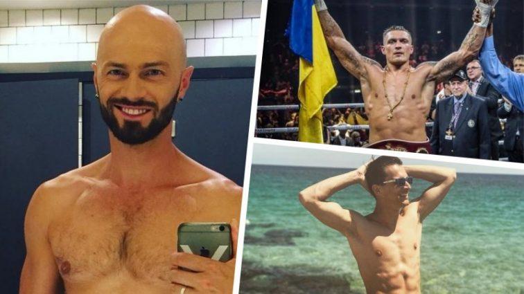ТОП-10 самых сексуальных прессов украинского шоубиза