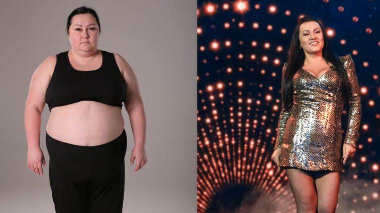Впечатляющие фото участников «Взвешенные и счастливые 7» до и после проекта
