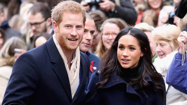 Показали церковь, в которой будут венчаться принц Гарри и Меган Маркл