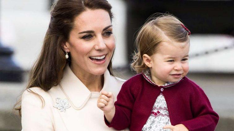20 тис. долларов в год:  Кейт Миддлтон отправляет свою дочь Шарлотту в детский сад