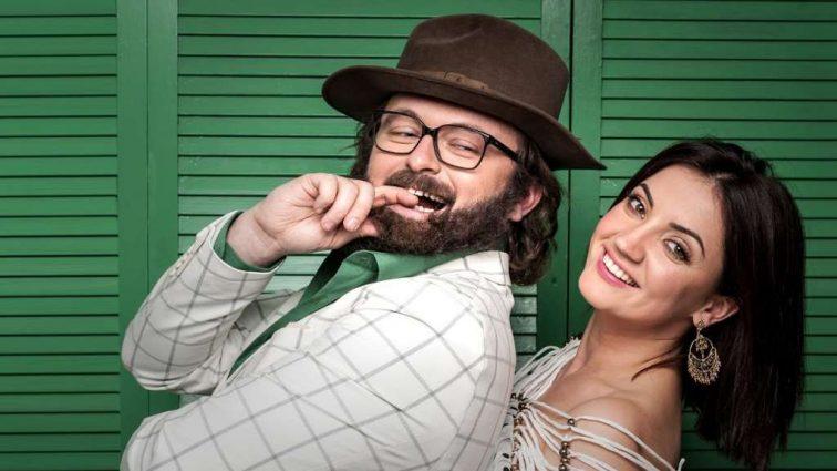 Сыграли свадьбу: DZIDZIO и Оля Цибульская больше не скрывают свои отношения (ФОТО)