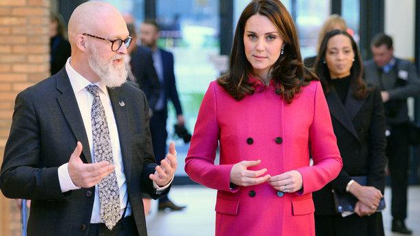 Кейт Миддлтон планирует родить третьего ребенка дома