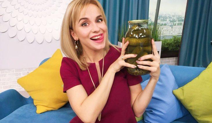 Вот так животик! Беременная Лилия Ребрик показала новое фото с мужем