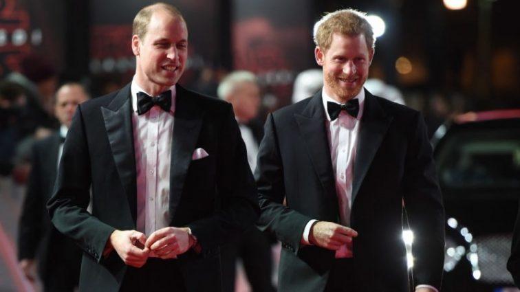 Принц Уильям обиделся на принца Гарри, ты не поверишь, за что