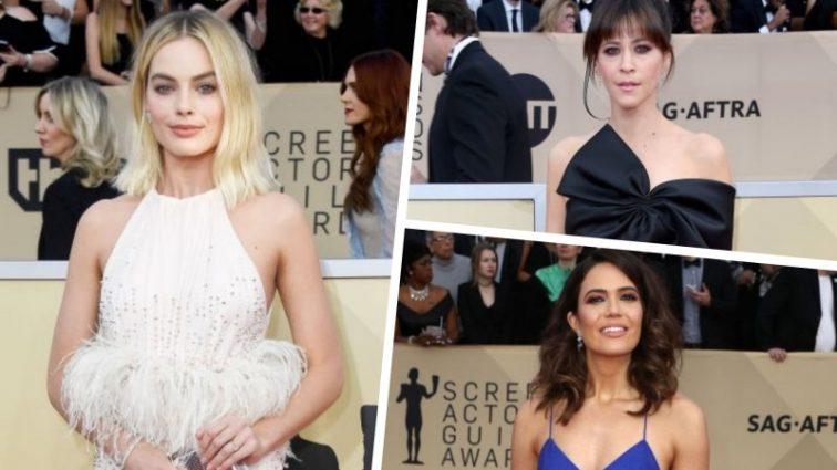Screen Actors Guild Awards 2018: ТОП-15 платьев, которые сведут тебя с ума