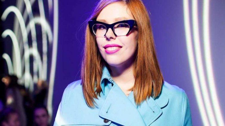 Эксперт телепроекта «Супер модель по-украински» Соня Плакидюк удивила нежным образом