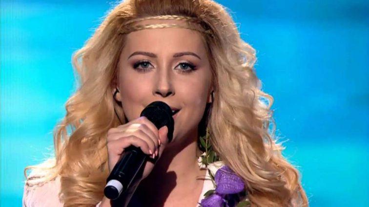 Тоня Матвиенко зачаровала поклонников своим новым образом