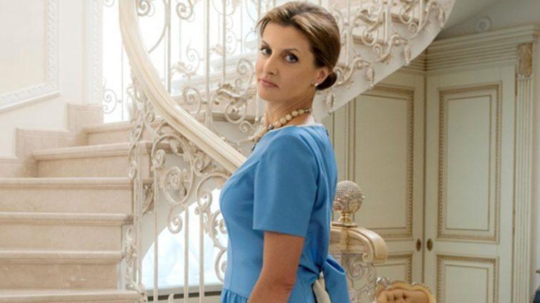 Марина Порошенко ошеломила элегантным образом на Венском балу