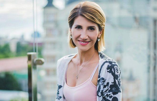Анита Луценко показала новое фото дочери