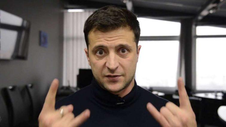 «Бить кого-то из власти…»: Зеленский показал видео своих усиленных тренировок