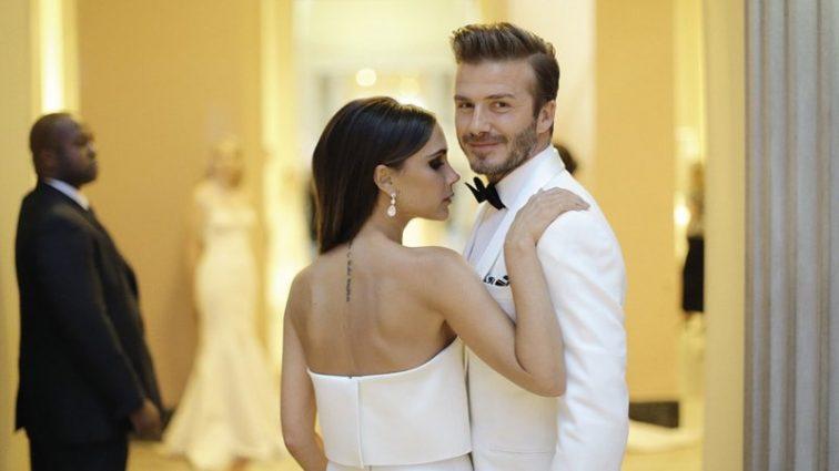«Их слова любви настолько трогательные»: Виктория Бекхэм опубликовала романтический снимок с мужем