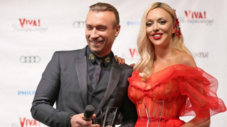 «Серьги за 80 тыс. грн»: Стало известно, сколько стоили наряды звезд на церемонии «Viva! Самые красивые-2018»