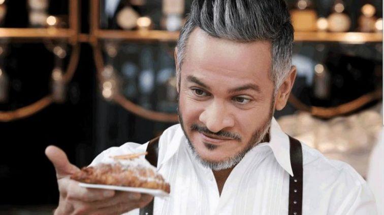 В кулинара новый роман ?: Эктор Хименес-Браво опубликовал страстное фото с очаровательной незнакомкой