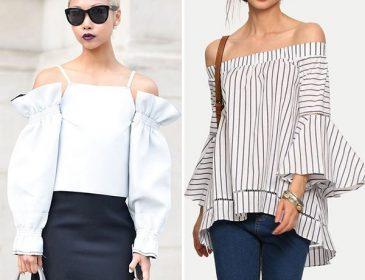 «Их носили еще в XV веке»: Такая блуза должна быть в гардеробе каждой модницы!
