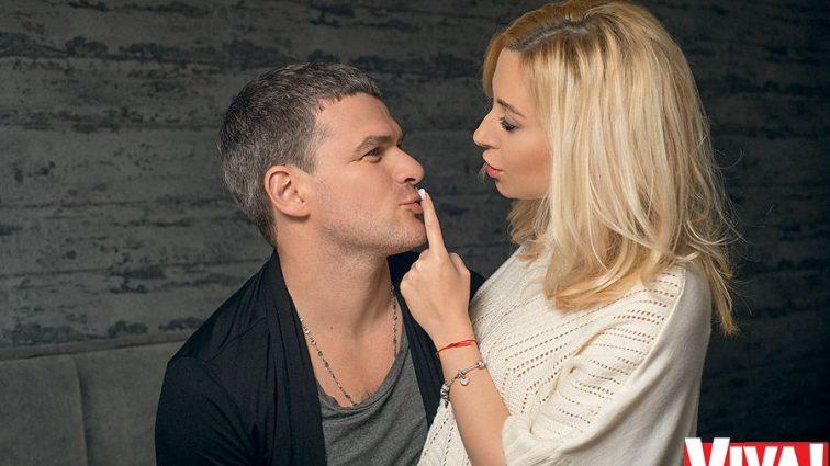 Вот это неожиданность: Тоня Матвиенко и Арсен Мирзоян снова поженились