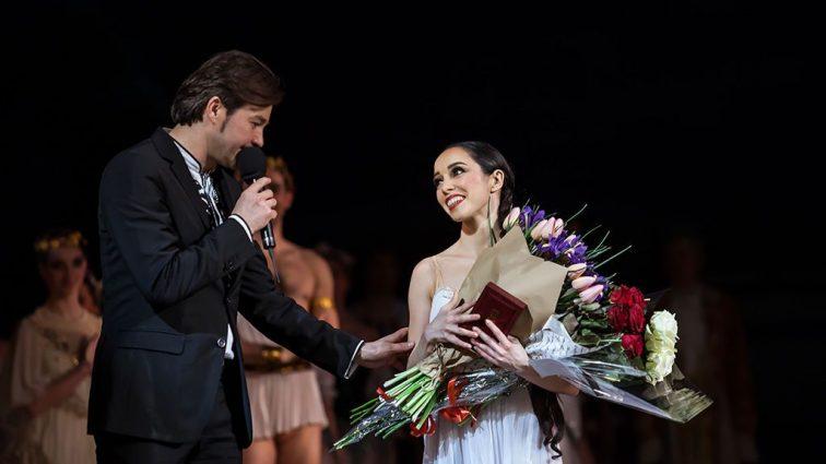 Звездная балерина и член жюри «Танцы со звездами» стала Народной артисткой Украины