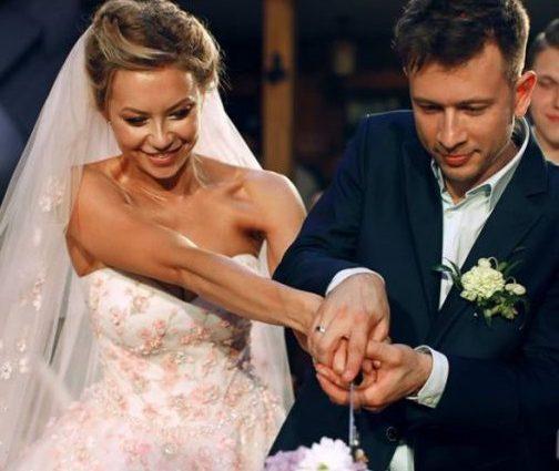 Два года вместе: Полина Логунова и Дмитрий Ступка рассказали тайну своей свадьбы