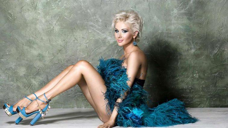 Фотографии известной украинской певицы Кати Бужинской поразили сеть