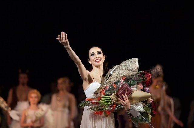 «Это было приятной неожиданностью для меня»: Екатерина Кухар получила почетное звание