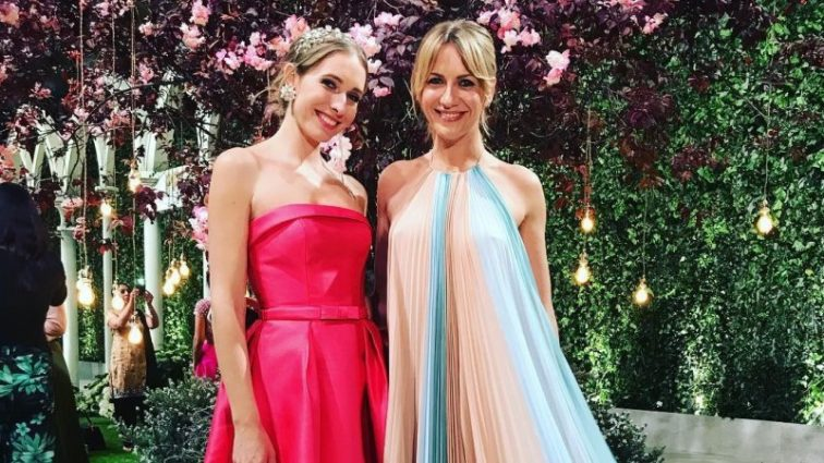 Осадчая и Никитюк засветились на модном показе. Кто оделся лучше?