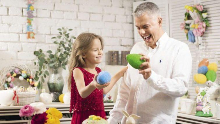 Папина радость: Андрей Доманский показал свою красавицу-дочь