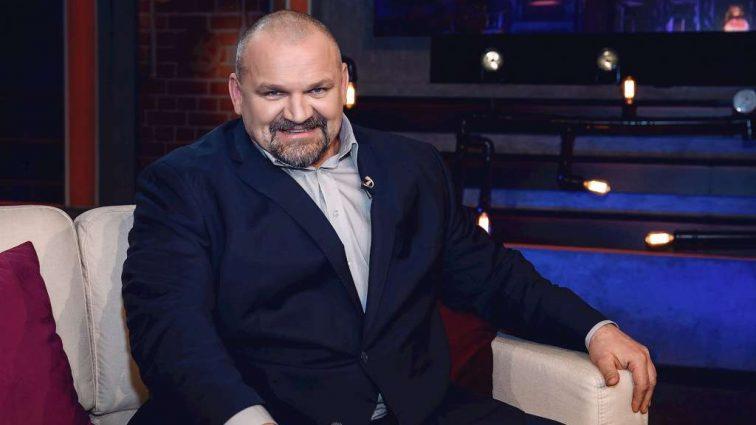 «Хочу худеть в компании»: Василий Вирастюк станет новым участником «Взвешенные и счастливые»