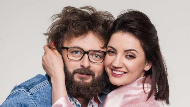 «Мы с DZIDZIO стали родителями»: Ольга Цибульская и Дзидзьо показали трогательное фото с новорожденным малышом
